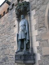 """Robert the Bruce"" (Edinburgh Castle)"