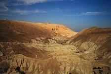 Negev desert (on the way to the Dead Sea)
