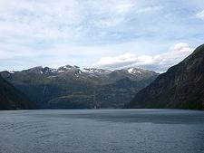 Geirangerfjorden and surroundings