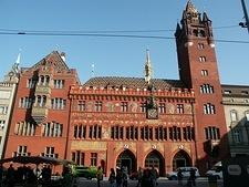 Rathuis (town hall) (Basel, Switzerland)